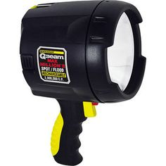 brinkmann q-beam max million iii rechargeable spotlight