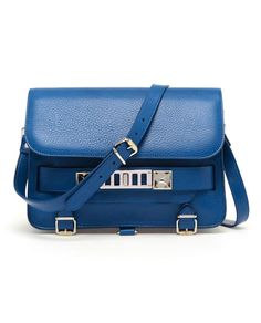 PS11 Classic Leather Bag by PROENZA SCHOULER at Browns Fashion for £1,265.00