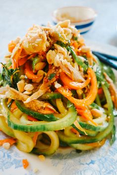 Pad Thai Salad (Low