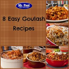 Goulash is a winning meal any night of the week--especially when you're looking for some easy-to-cook comfort food.
