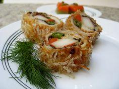 Crispy Harusame Chicken