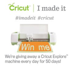 Find out how to easily enter to win! #imadeit