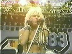 Motley Crue   US FESTIVAL 1983