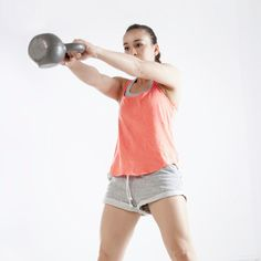 burn 400 calories in just 20 minutes with a kettlebell -The Secret to Fast Weight Loss: Kettlebells