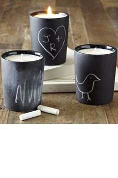 I saw a pin on how to make chalkboard paint with baking soda - in ANY COLOR.