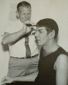 Something illogical for the weekend, Sir?