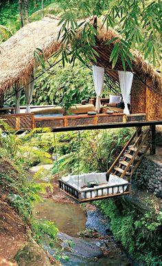 Resort Spa Treehouse, Bali. Panchoran Retreat