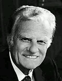 Billy Graham...a great man