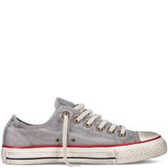 Chuck Taylor Washed Canvas drizzle - Converse $65.00