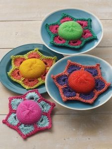 Spring Cleaning Scrubbies - Perfect for spring cleaning!