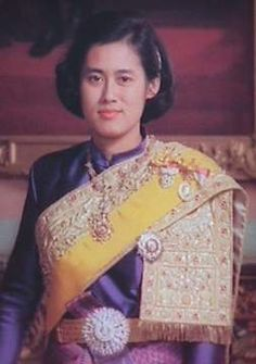 HRH Princess Maha Chakri Sirindhorn was born Princess Sirindhorn Debaratanasuda on 2 April 1955, the third child of Their Majesties the King and Queen.  She was created the Princess Maha Chakri Sirindhorn on 5 December 1977 (a royal rank equal to that of a crown prince, but is not a crown princess) for her tireless work in all sectors for the people.