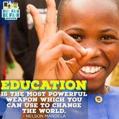 We believe every child has the right to an #education. Do you agree? http://BeFair.org/ #BeFair #FairTrade
