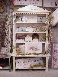 one of  our  cupboards.... in shabby mode...