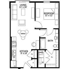 my floorplan the furniture on this is just suggested