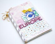 Europe 2012 | Glassine Bag Mini Album » Paper Suite
