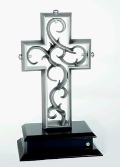 Unity cross instead of sand. Just ordered mine for my wedding :-)
