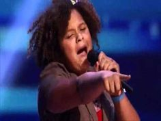 Rachel Crow singing Duffy - Mercy