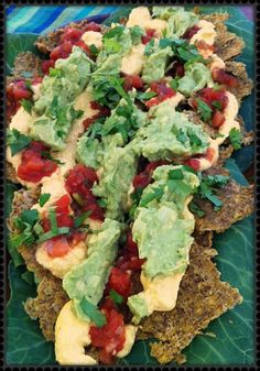 Raw Nachos | laws on wellness