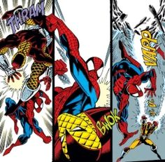 Spider-Man Vs. Shocker