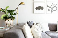 Style At Home: Gaby Burger | theglitterguide.com