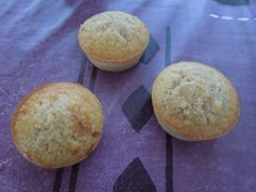 Recette - Muffins sans oeufs