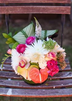 pretty arrangement #flowers