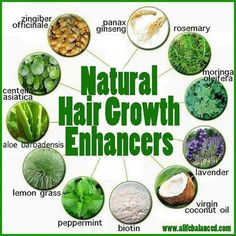 Natural Hair Growth Treatments