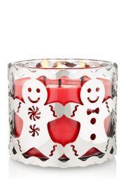 Bath and Bodyworks Christmas Candles