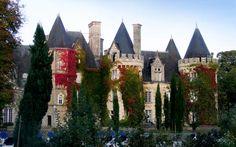 Chateau Des Sept Tours, Loire Valley, France