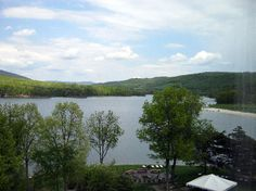 View from a Lakeside room on the 6th floor.