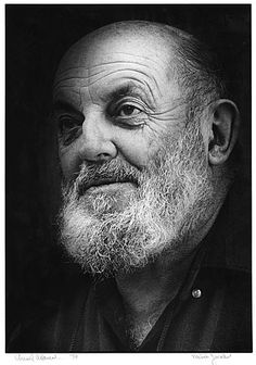 Photographer Ansel Adams.