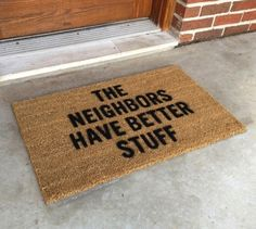 Doormat by The Future Perfect