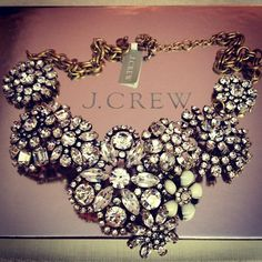 statement necklace j. Crew