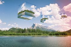 3D geometric photography and GIFs by david copithorne