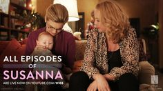 Have you seen all episodes of Susanna yet? If not, watch now: http://wigs.ly/12HhUGw #watchwigs