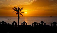Atardecer Vincci Selección La Plantación del Sur 5* Lujo (Tenerife)