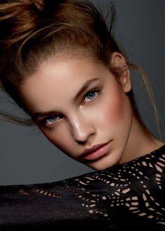 Hair + Makeup - Barbara Palvin's Style