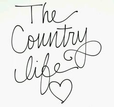Country Life <3