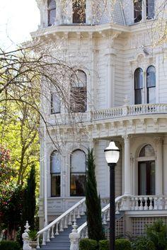 Governor's Mansion  Sacramento, California