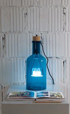 lights, lamps, tabl light, bottl, iluminación light, design lamp, light table