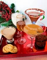Christmas Cocktails: Cookie Cocktails for the Holidays!