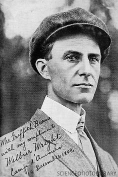 Wilbur Wright was born on April 16, 1867.