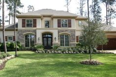 stucco home - Google Search