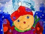 winter portrait- 1st 2nd