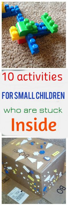 Great activities for kids with cabin fever.- keep your mental health this winter!!