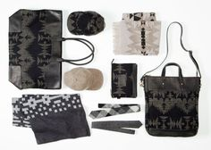 Accessories in Black Sonora and more.