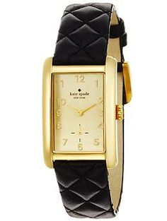 Kate Spade New York Cooper Quilted Strap | Piperlime