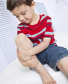 ¿Sabe que los niños también pueden sufrir de artritis? Conzca los nuevos tratamientos.