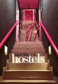 Boutique Hostels