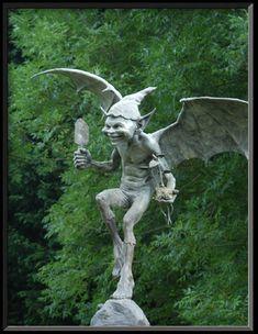 David Goode - Bronze Sculpture I